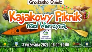 Kajakowy Piknik nad Wierzycą