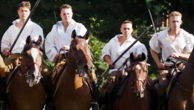 Żywa lekcja historii czyli wielkie Święto Kawalerii