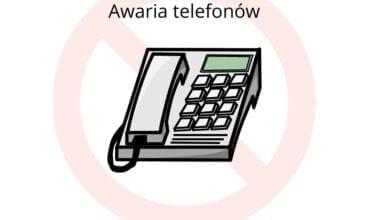 Awaria telefonów 01.10.2021